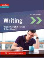 Collins English for Life: Skills - Writing: B1plus