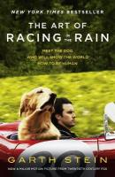 Art of Racing in the Rain Film tie-in edition