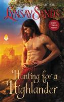 Hunting for a Highlander: Highland Brides