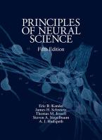 Principles of Neural Science, Fifth Edition: Principles of Neuroscience 5th edition