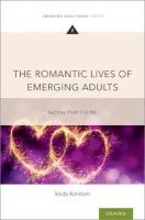 Romantic Lives of Emerging Adults: Getting from I to We