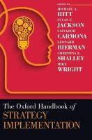Oxford Handbook of Strategy Implementation