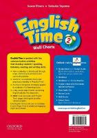 English Time: 2: Wall Chart 2nd Revised edition, Level 2