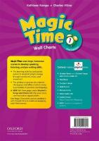 Magic Time: Level 1: Wallcharts 2nd Revised edition