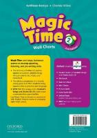 Magic Time: Level 2: Wallcharts 2nd Revised edition