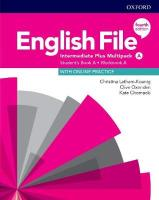 English File: Intermediate Plus: Student's Book/Workbook Multi-Pack A 4th Revised edition