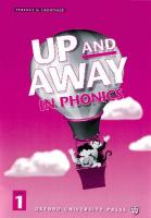 Up and Away in Phonics: 1: Phonics Book, Level 1, Up and Away in Phonics: 1: Phonics Book Phonics Book