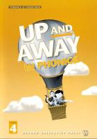 Up and Away in Phonics: 4: Phonics Book, Level 4, Phonics Book