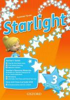 Starlight: Level 3: Teacher's Toolkit: Succeed and shine, Level 3