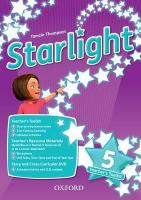 Starlight: Level 5: Teacher's Toolkit: Succeed and shine, Level 5