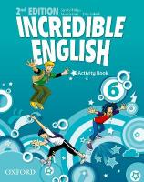 Incredible English: 6: Activity Book 2nd Revised edition