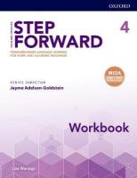 Step Forward: Level 4: Workbook: Standards-based language learning for work and academic readiness 2nd Revised edition