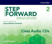 Step Forward: Level 2: Class Audio CD: Standards-based language learning for work and academic readiness 2nd Revised edition