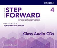 Step Forward: Level 4: Class Audio CD: Standards-based language learning for work and academic readiness 2nd Revised edition