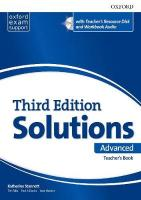 Solutions: Advanced: Teacher's Pack 3rd Revised edition