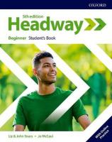Headway: Beginner: Student's Book with Online Practice 5th Revised edition