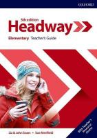Headway: Elementary: Teacher's Guide with Teacher's Resource Center 5th Revised edition