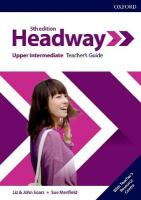 Headway: Upper-Intermediate: Teacher's Guide with Teacher's Resource Center 5th Revised edition