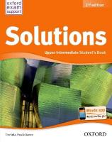 Solutions: Upper-Intermediate: Student's Book 2nd Revised edition