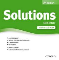 Solutions: Elementary: Test Bank CD-ROM 2nd Revised edition