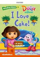 Reading Stars: Level 3: I Love Cake!