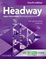 New Headway: Upper-Intermediate B2: Workbook plus iChecker without Key: The world's most trusted English course 4th Revised edition, Workbook plus iChecker Without Key