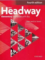 New Headway: Elementary: Workbook plus With Key: General English 4th Revised edition, Elementary level