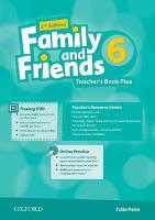 Family and Friends: Level 6: Teacher's Book Plus 2nd Revised edition
