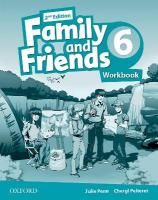 Family and Friends: Level 6: Workbook 2nd Revised edition