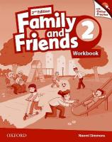 Family and Friends: Level 2: Workbook with Online Practice 2nd Revised edition, Level 2