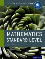 IB Mathematics Standard Level Course Book: Oxford IB Diploma Programme: For the Ib Diploma