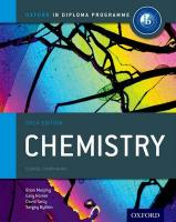 IB Chemistry Course Book: Oxford IB Diploma Programme: For the IB Diploma 2014 2014 Edition