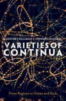 Varieties of Continua: From Regions to Points and Back