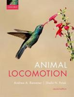 Animal Locomotion 2nd Revised edition