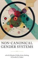 Non-Canonical Gender Systems