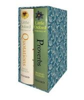 Little Oxford Gift Box: Little Oxford Dictionary of Quotations; Little Oxford Dictionary of Proverbs 4th Revised edition