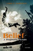 Belief: A Pragmatic Picture