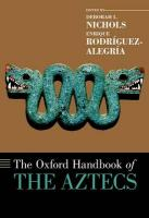 Oxford Handbook of the Aztecs