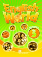 English World 3 Dictionary: Dictionary