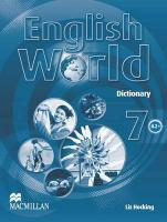 English World 7 Dictionary: Dictionary