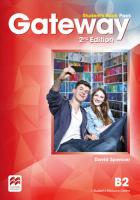 Gateway 2nd edition B2 Student's Book Pack 2nd Revised edition