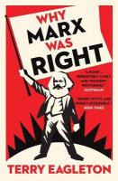 Why Marx Was Right 2nd Revised edition