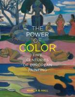 Power of Color: Five Centuries of European Painting