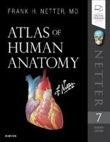 Atlas of Human Anatomy 7th Revised edition