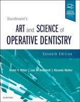 Sturdevant's Art and Science of Operative Dentistry 7th Revised edition