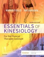 Essentials of Kinesiology for the Physical Therapist Assistant 3rd Revised edition