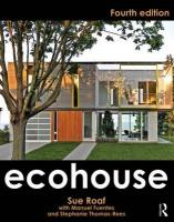 Ecohouse: A Design Guide 4th New edition