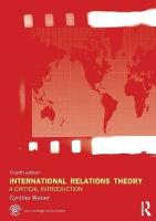International Relations Theory: A Critical Introduction 4th New edition