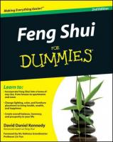 Feng Shui For Dummies 2nd Revised edition