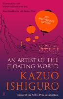 Artist of the Floating World: 30th anniversary edition Main